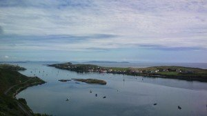 View over Crookhaven Bay